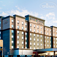 Фото отеля Four Points by Sheraton Calgary Airport 4*