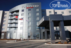 Courtyard Calgary Airport 3*