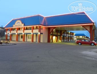 Howard Johnson Inn Red Deer 2*