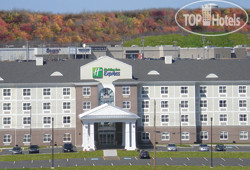 Holiday Inn Express Stellarton- New Glasgow 3*