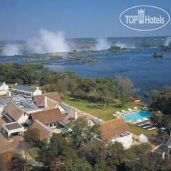 The Royal Livingstone Victoria Falls Zambia Hotel by Anantara 5*