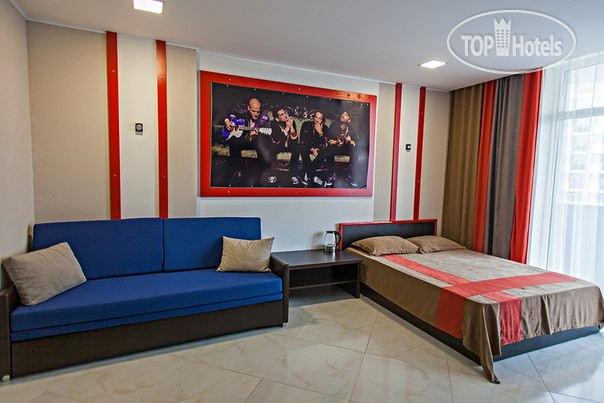 Hotel photos Rock Hotel First Line