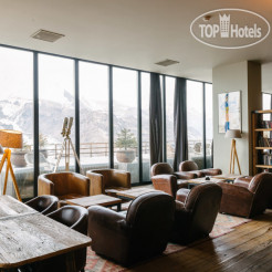 Rooms Hotel Kazbegi 4*