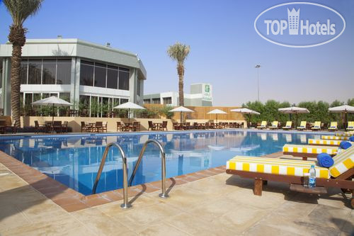 Holiday Inn Riyadh - Izdihar 5*