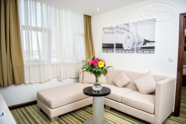 ���� Canvas Hotel 4* / ��������� / �������