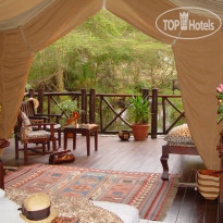 Фото отеля Finch Hatton's camp 5*