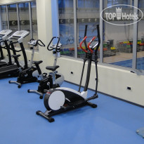 Kur Hotel 4* Fitness hall - Фото отеля