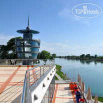 Kur Hotel 4* Terrace restaurants - Фото отеля