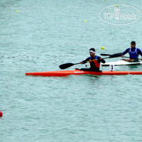 Kur Hotel 4* Rowing camps and competitions - Фото отеля