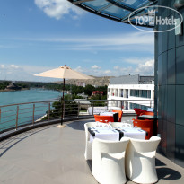 Kur Hotel 4* Tower Terrace located on 39 meters high tower - Фото отеля