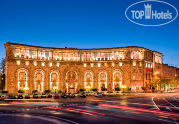 фото Armenia Marriott Hotel Yerevan 4* / Армения / Ереван