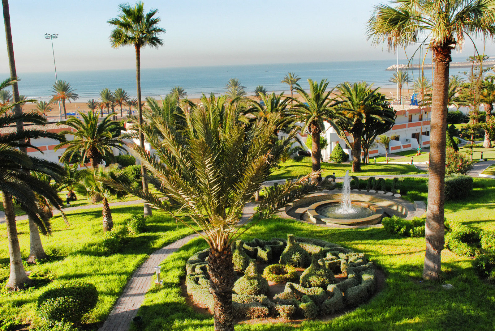 from hoteliers отеля Al Moggar Garden Beach Club 4*. Rating of world ...