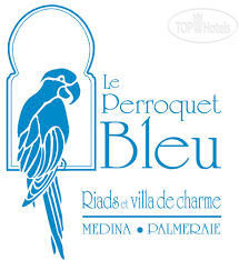 Riad Le Perroquet Bleu No Category