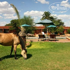Kalahari Anib Lodge 3*