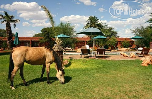 фото Kalahari Anib Lodge 3* / Намибия / Мариенталь