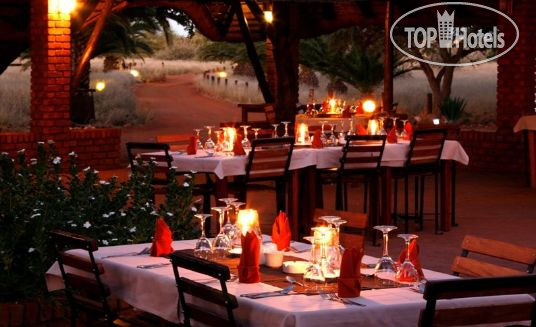 Фото отеля Kalahari Anib Lodge 3*