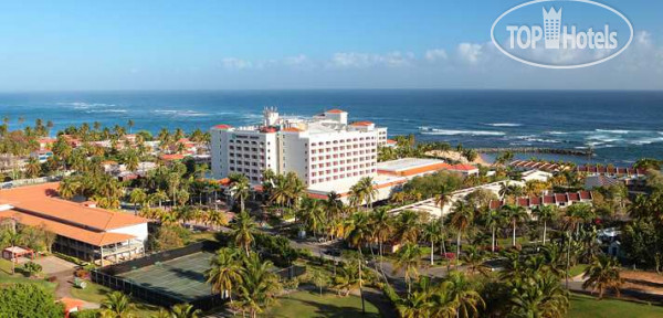 фото Embassy Suites Dorado del Mar - Beach & Golf Resort 3* / Пуэрто-Рико / Сан-Хуан