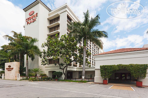 ���� Crowne Plaza San Salvador 4* / ��������� / ���-���������