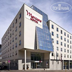 Mercure Hotel Stuttgart City Center 3*