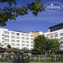 Mercure Hotel Offenburg am Messeplatz 4* - Фото отеля