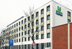 Holiday Inn Express Augsburg 3*