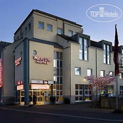 Mercure Hotel Wuerzburg am Mainufer 3*