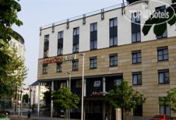 Intercity Hotel Magdeburg 3*