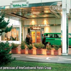 Holiday Inn Cologne-Bonn Airport 4*