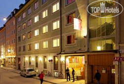 The 4You Hostel & Hotel Munchen 1*