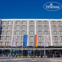 Фото отеля Courtyard Munich City East 4*