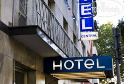 Central Hotel Duesseldorf 3*