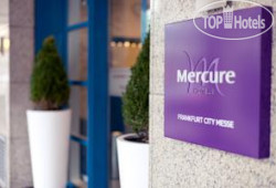 Mercure Frankfurt City Messe 3*