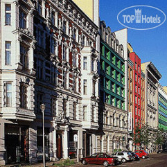 Mercure Hotel & Residenz Berlin Checkpoint Charlie 4*