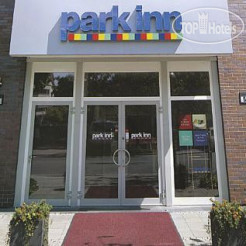 Отель Park Inn by Radisson Berlin City West