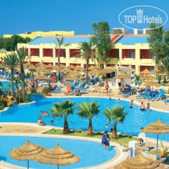 Club Playa Sol Resort Borj Cedria