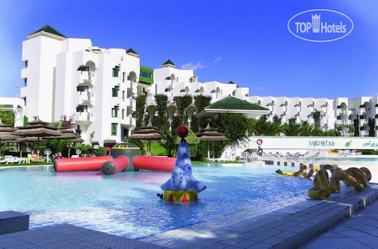 Фото отеля Novostar Nahrawess Thalasso & WaterPark Resort 4*