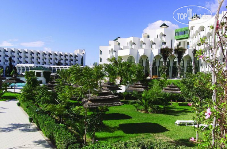 Фото отеля Nahrawess Hotel & Spa Resort  4*