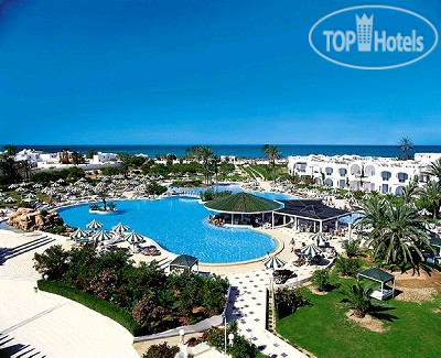 Djerba Holiday Beach (ex.LTI-Djerba Holiday Beach) 4*
