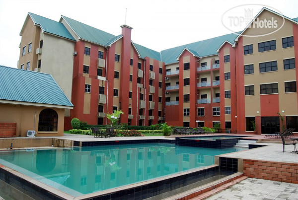 ���� Hawthorn Suites by Wyndham Abuja 4* / ������� / ������