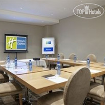 Фото отеля Holiday Inn Express Cape Town City Centre 3* Конференц-зал