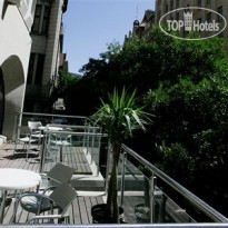 Фото отеля Holiday Inn Express Cape Town City Centre 3* Ресторан (терраса)