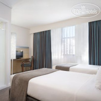 Фото отеля Holiday Inn Express Cape Town City Centre 3* Standard Twin Room