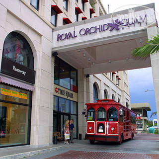 Фото Royal Orchid Hotel