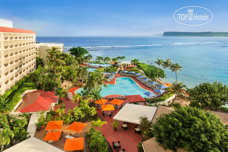 Фото отеля Hilton Guam Resort & Spa 5*