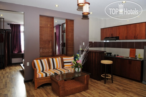 Canary Hoang Yen Boutique Apartment No Category