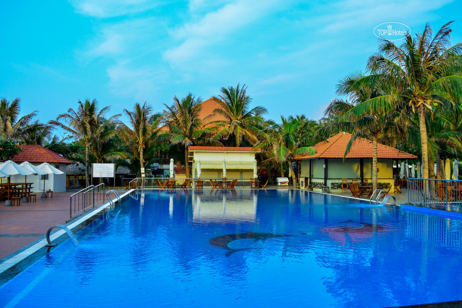 Dessole Sea Lion Beach Resort Mui Ne 4 отзывы фото