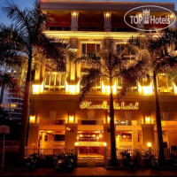 Фото отеля Moonlight Hotel Saigon South 2*
