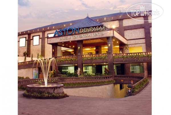 Aston Denpasar Hotel & Convention Center 4*