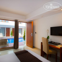 Фото отеля The Sun Hotel & Spa Legian 4*