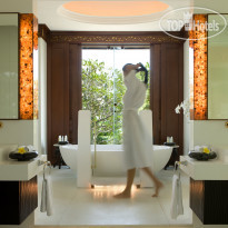 Фото отеля InterContinental Bali Resort 5* Jivana Villa Master Bathroom